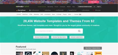 themeforest wordpress plugin 8 marketplaces where you can sell wordpress plugins themes