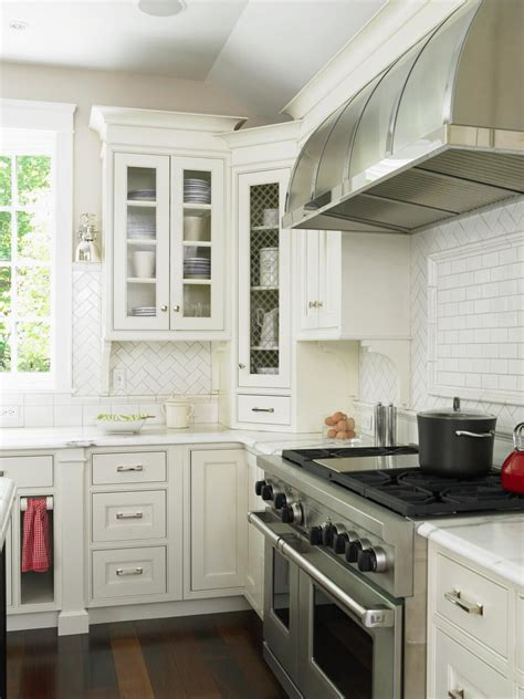 Hgtv Kitchens With White Cabinets Stunning White Kitchen Christine Donner Hgtv