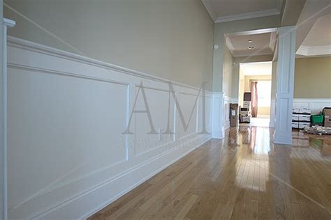 Wainscoting Proportions by Which Standard Height Should Be Used For Tile Or Wood