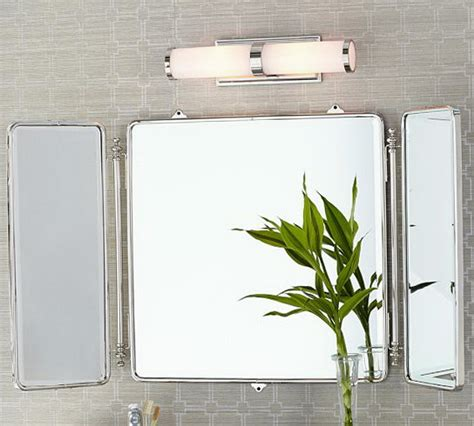 tri fold bathroom wall mirror tri fold bathroom wall mirror home design ideas