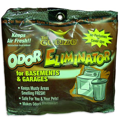 volcanic basement odor eliminator in air fresheners