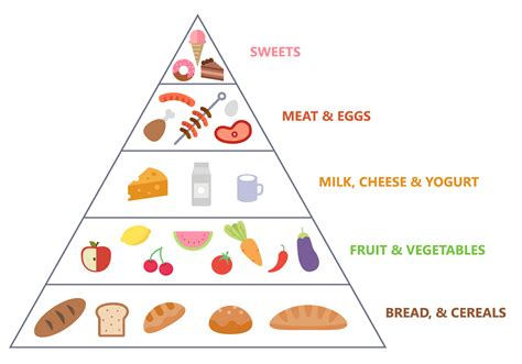 food vector free food pyramid vector download free vector art stock