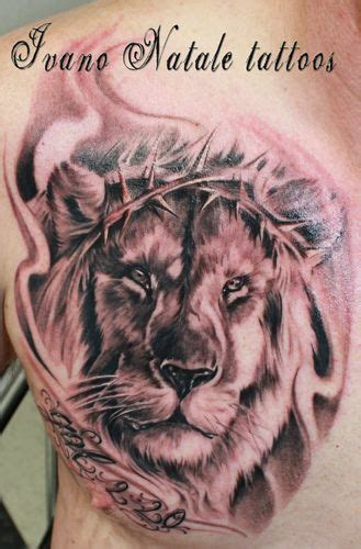 christian lion tattoo of judah search inspiration