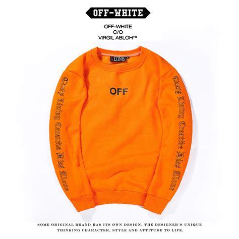 V Lone Friends Orange 2016 hiphop vlone x white t shirt kanye west harajuku