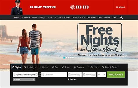 flight centre price promise slammed as a rort by customers daily mail