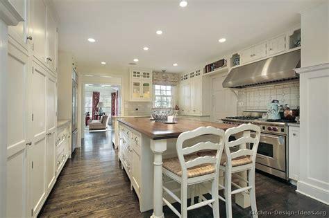 rectangular kitchen layout design cottage kitchens photo gallery and design ideas