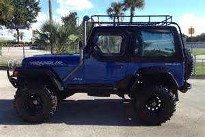 Jeep With Snorkel Big Blue Lifted Jeep With Snorkel Package Hollywoodkeegn