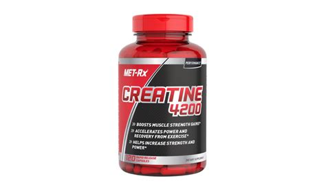 Me Rx Creatine 4200 Eceran 60 Caps met rx creatine 4200 review health ranks