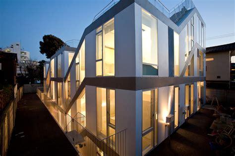 slide in house komada architects office slide house
