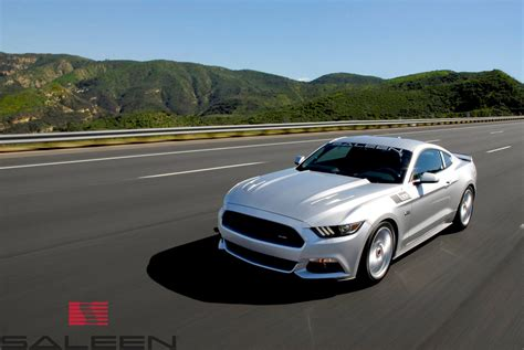 2015 mustang s302 saleen teases silver 2015 s302 saleen owners and