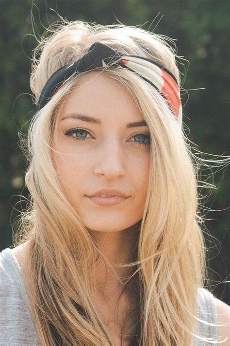 Headband Hairstyles by 25 Best Ideas About Headband Hairstyles On