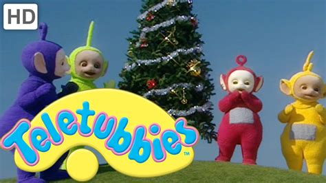 teletubbies christmas tree full episode youtube