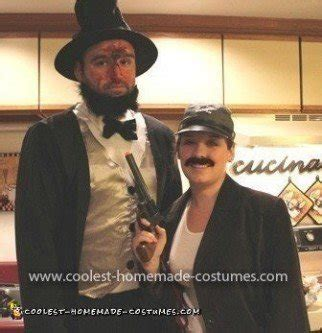 abraham lincoln and wilkes booth coolest abraham lincoln and wilkes booth costume