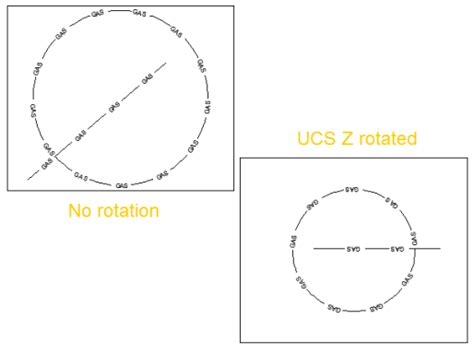 autocad layout viewport ucs linetypes with text to read with viewport autodesk community