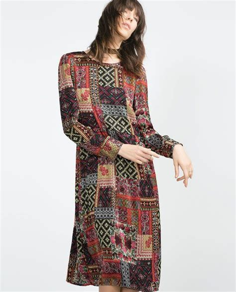 Zara Patchwork - 1000 ideas about patchwork dress on clothing