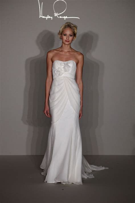 hayley paiges debut wedding dress collection