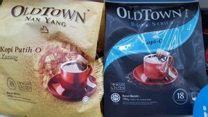 Kopi Oldtown oldtown black series kopi o neither premium nor bold targeting ah huat mini me insights