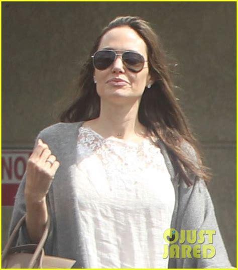 Joile In July 07 by Brad Pitt In Los Feliz Calif