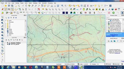 qgis tutorial making a map qgis tutorial how to use snapping in qgis