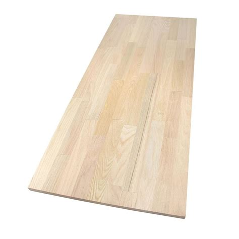 light oak wood wall panels shop 20 in x 4 ft smooth light brown oak wood wall panel