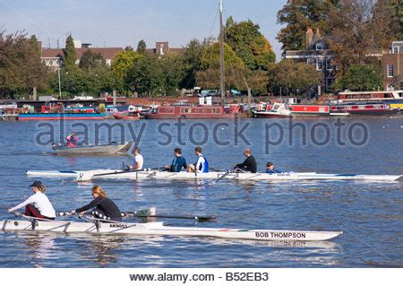thames clipper hammersmith the great river race the thames london uk september