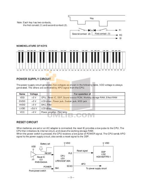 Keyboard Casio Ctk 810 In pdf manual for casio keyboard ctk 810