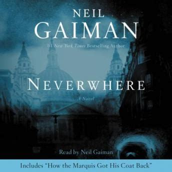 the neil gaiman audio listen to neverwhere by neil gaiman at audiobooks com