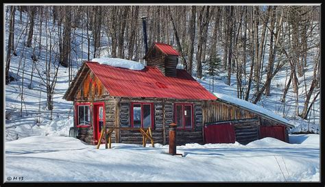 Great Home Design Tips by Old Small Cabane 224 Sucre A Photo From Quebec Central