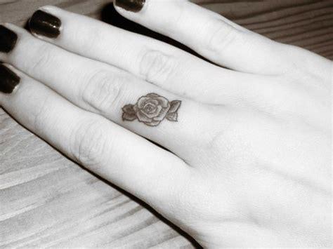 a superb list of finger tattoo designs creativedive