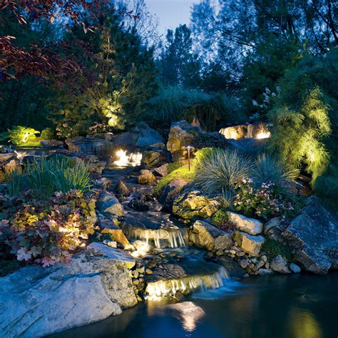 how to landscape lighting kichler lighting outdoor living hardscapes asp