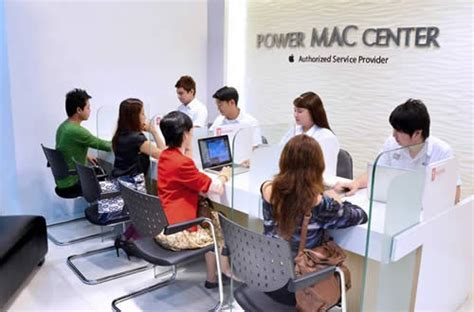 apple service center power mac center in greenhills becomes first apple premium