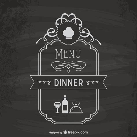 menu board design templates free menu board template vector free