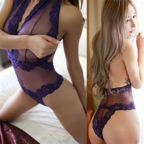 Dress G String Impor nightwear sleepwear lace