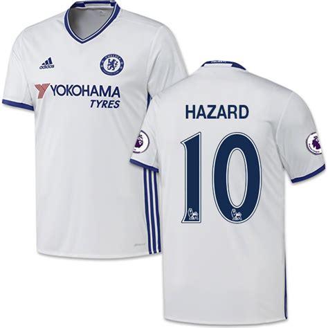 Jersey Chelsea Home Longsleeve Ls 2017 2018 Grade Ori Womens Chelsea 10 Hazard Home Sleeves 2016 2017 Club