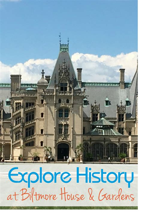 biltmore house history explore history and horticulture at biltmore house