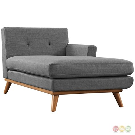 wooden sectional sofa engage contemporary right facing chaise sectional sofa w
