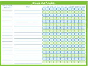 monthly payment calendar template monthly bill payment calendar calendar template