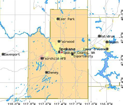 Spokane County Search Opinions On Spokane County Washington