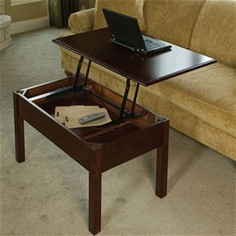 Coffee Table Laptop Pop Up Coffee Table Laptop Stand Travel Trailer Stylemyparty Net