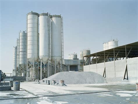 cement factory al obaidly concrete diaries