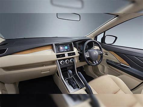 mitsubishi expander seat mitsubishi expander new generation mpv unveiled