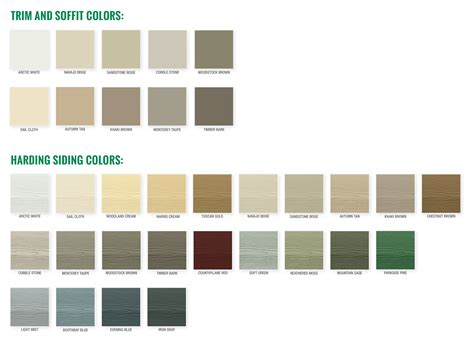 jams colors hardie colors refined exteriors