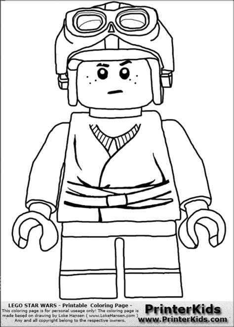 printable lego star wars coloring pages online with lego