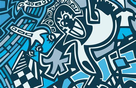 tribal graffiti wallpaper wall mural muralswallpapercouk