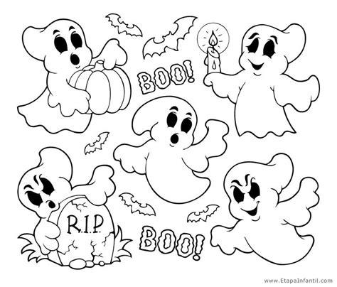 imagenes halloween imprimir dibujos para imprimir y colorear en halloween etapa infantil