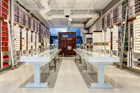 google design ny new york city business virtual tours on google warby parker
