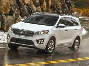 Cost Of Kia Sorento New 2017 Kia Sorento Price Photos Reviews Safety