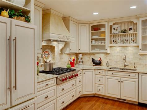English Country Kitchen Design by Nkba 2013 Kitchen Simply Stylish Hgtv
