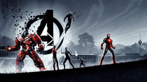 iron man avengers endgame wallpaper