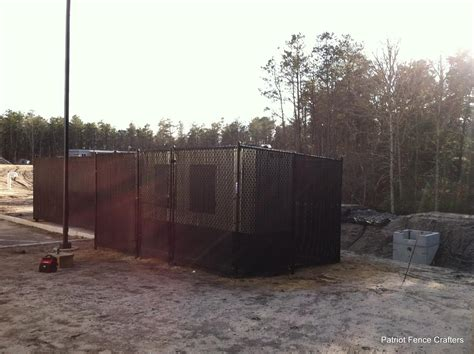dumpster enclosure gate installation in andover peabody